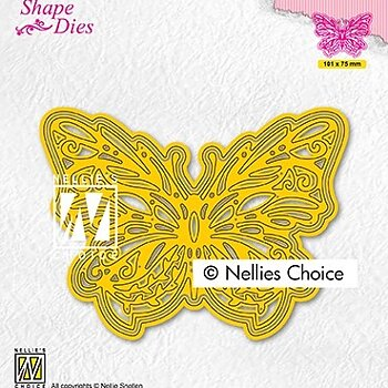 "Shape Dies ""Butterfly"""