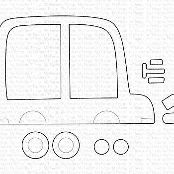 Critter Caravan Die-namics