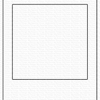 Polaroid Shaker Frame Die-namics