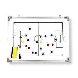 Taktiktavla Whiteboard Fotboll, 60 x 45 cm