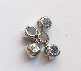 Mini kub med stort hål 50st