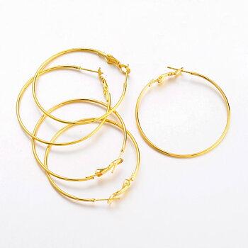 Kreol i mässing för smyckestillverkning