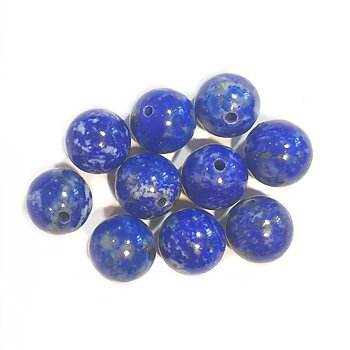 Lapis lazuli 8mm 10st