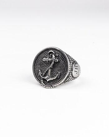 Jan Silver Ring