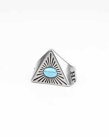 Tuker Silver Ring