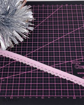 Cute pantie elastic - Lightpink