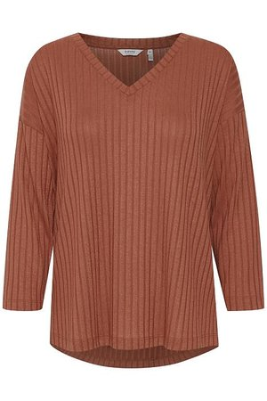 B Young - Simoni Pullover Etruscan Red