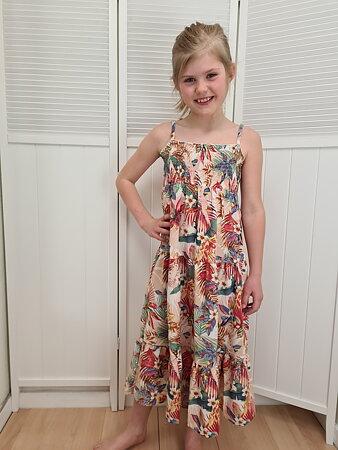 Barn Name It - Vinaya Strap Maxi Dress Vintage Indigo