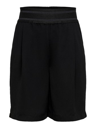 Only - Alex Long Shorts Black