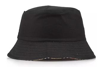 Ally vändbar hatt / svart