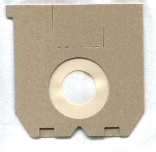 Dammsugarpåsar Hugin, standardpåsar 5 Pack +1 filter