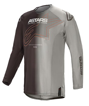 Alpinestars Techstar Phantom Tröja Grå/Orange