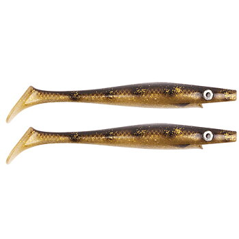 Pig Shad Tournament, 18cm - Spotted Bullhead (2-pack)