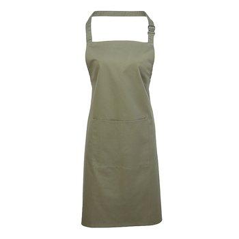 Förkläde oliv