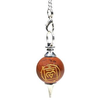 Pendulum 1st chakra Muladhara -- 16gr