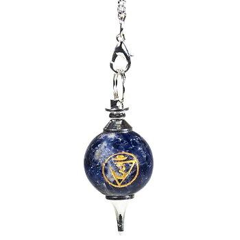 Pendulum 6th chakra Ajna -- 16gr