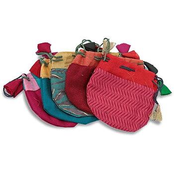 Pendulum bag mixed designs -- 8x6 cm