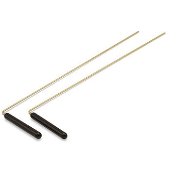 Dowsing Rod (pair) brass 35*11