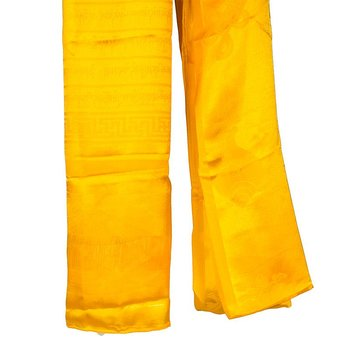 Katha Tibetan shawl yellow XL