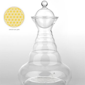 Vital water Caraf Golden Alladin with FOL Gold -- 1300 ml