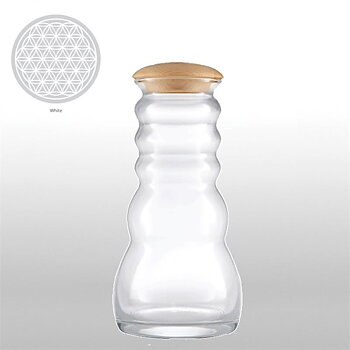 Vital Water Pitcher Cadus with FOL and wooden cap -- 1000 ml