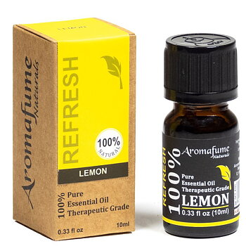 Aromafume essential oil Lemon -- 10 ml