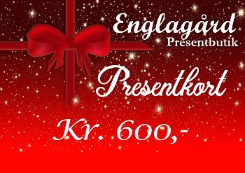 Presentkort 600