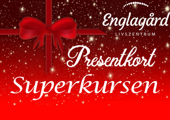 Superkursen - Presentkort
