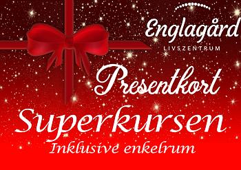 Superkursen - Presentkort 2