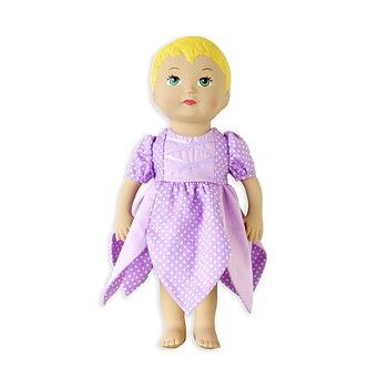Dukke i naturgummi - Ella Woodrose