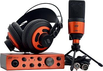 ESI U22 XT cosMik Set Studio Recording Bundle