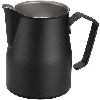 Motta Europa Black 0,5 liter, Milk jug