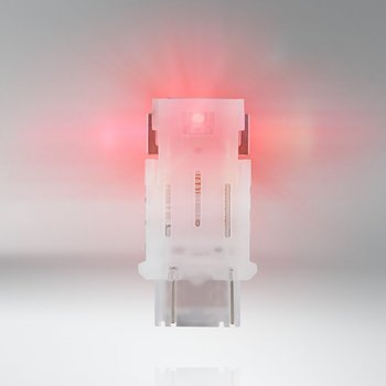 LEDriving SL P27/7W Röd
