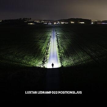 LUXTAR® Ledbar D22 | Parklys