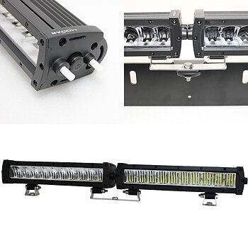 Ledramp Paket LUXTAR® X10 Duo | 200W