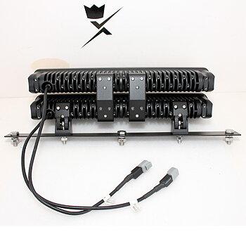 Skylthållare LUXTAR® Duo 80