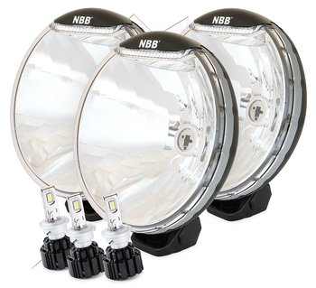 3-Pack NBB Alpha 225 Luxtar Premium LED