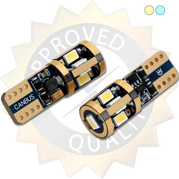 T10|W5W Super Canbus 9SMD
