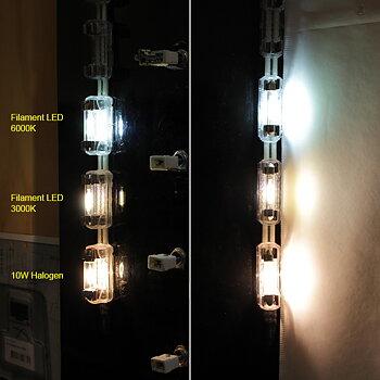 36mm|C5W LED Filament