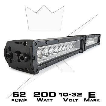 LUXTAR® LEDBAR X10 E-godkjent | Dobbel
