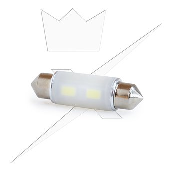 36mm|C5W LED 3D Canbus 9-28V
