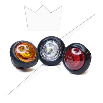 Nightshift® Markeringslys LED | 12V