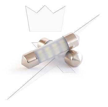 36mm|C5W LED Retrofit 6000K 10-30V