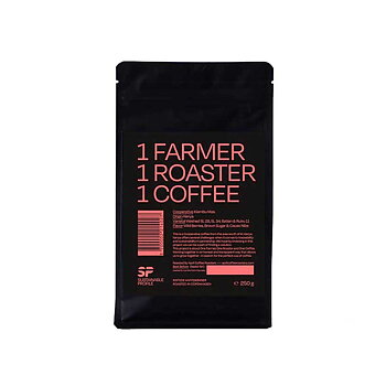 April kafferosteri - Kenya - Washed SL28, SL34, Batian & Ruiru 11 - *KORT DATUM* - Mellanrostade hela kaffebönor - 250g