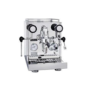 Bellezza - Inizio V - Handbyggd espressomaskin med E61 bryggrupp och vibrationspump