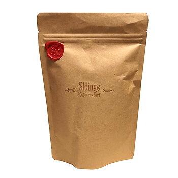Slöinge kafferosteri - Julkaffe Natural Geisha - Mellanrostade hela kaffebönor - Limited Edition - 250g