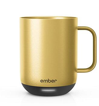 Ember - Electric coffee mug gold V2 - Mugg med temperaturbas - 295ml
