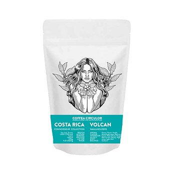 Coffea Circulor - Volcan - Costa Rica - Ljusrostade hela kaffebönor - 250g