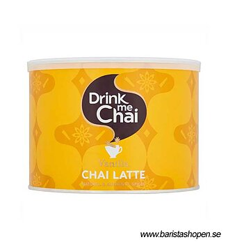 Drink Me Chai Latte - Vanilj - 1kg