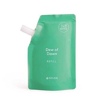 HAAN - Antibakteriell och mjukgörande handdesinfektionsmedel - Dew of Dawn - Refill - 3x påfyllning